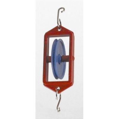 Seilrolle einfach 50mm | 045-64625 / EAN:4260489741863