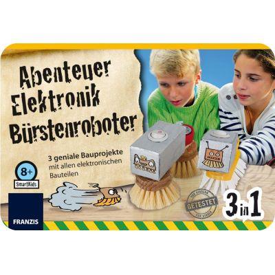 SmartKids Abenteuer Elektronik Bürstenroboter | 170-652391 / EAN:9783645652391