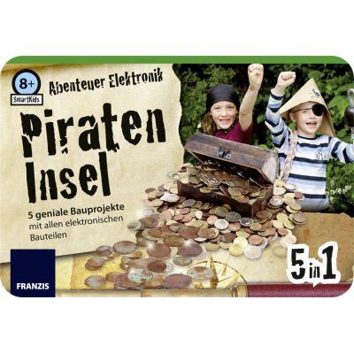 SmartKids Abenteuer Elektronik Pirateninsel | 170-652155 / EAN:9783645652155