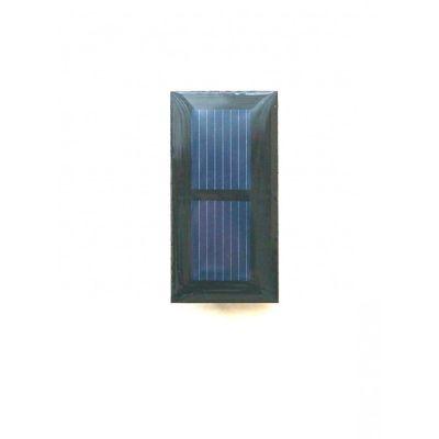 SOL-EXPERT Solarzelle 0,58 V / 330 mA - mit Lötanschluß | 695-SM330L / EAN:4037373190133