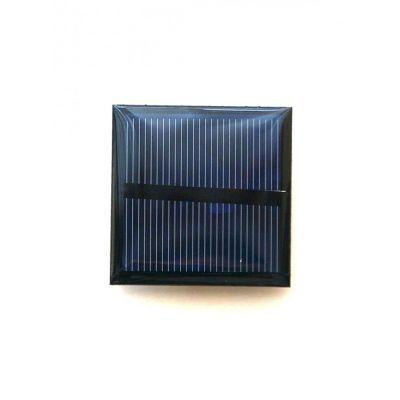 SOL-EXPERT Solarzelle 0,58 V / 850 mA - mit Lötanschluß   695-SM850L / EAN:4037373678952