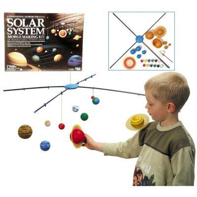 Solarsystem groß, Mobile-Baukasten | 040-5919 / EAN:4018928655208