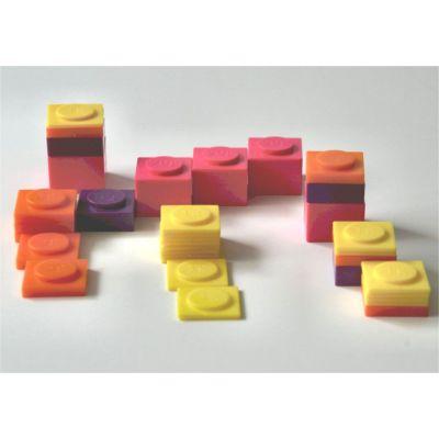 Stapelgewichte Kunststoff 80 teilig   045-83125 / EAN:4260489741900
