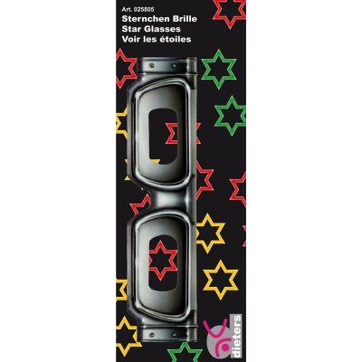 Sternchen Brille | 070-025805 / EAN:4025883258054