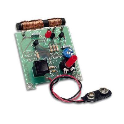 Velleman Bausatz K7102 Metalldetektor | 697-840167 / EAN:5410329071028