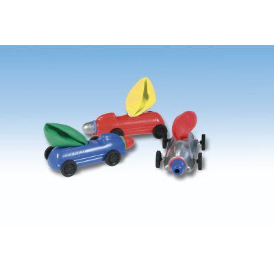 Vogel Hornwaren GmbH Luftballon-Auto 1 Stück   700-601805 / EAN:4260489744758