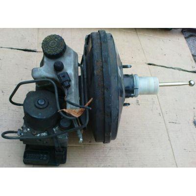 Bremskraftverstärker m. HBZ VW Golf 3 / Vento 1H mit ABS - VAG / VW / Audi 9.91 - 8.97 - Satz mit Hauptbremszy | MAV - [ 3870 - 3 ABS ]