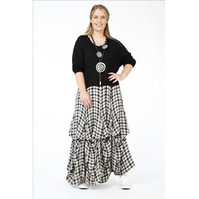 Lagenlook Kleider große Größen Länge variabel von AKH Fashion