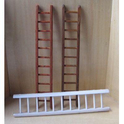 Holzleiter Puppenhaus Miniaturen 1:12 | EP001