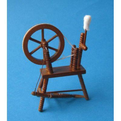 Spinnrad Puppenhaus Miniaturen 1:12   c30217-30219 / EAN:3597833021700