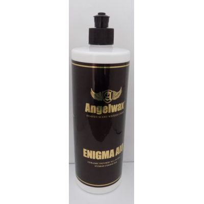 Angelwax Enigma AIO Ceramic infused All-in-one Hybrid Compound 500 ml | ANG58166
