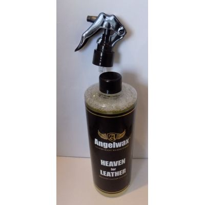 Angelwax Heaven Leather Cleaner & Conditioner 500 ml | ANG50252