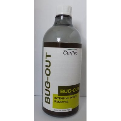 CarPro Bug-Out Insektenentferner 1,0 Liter | CQBO1000