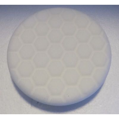Hex Logic Perfect Surface Polishing Pad weiß Ø 139 mm | BUFX_104HEX55