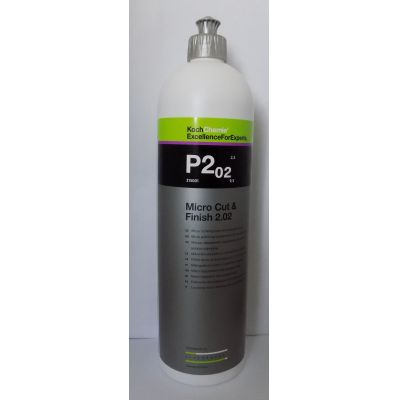 Koch Chemie P2.02 Micro Cut & Finish Feinschleifpaste 1,0 Liter | 315001