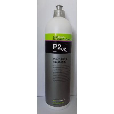 Koch Chemie P3.01 Micro Cut & Finish Feinschleifpaste 1,0 Liter | 315001