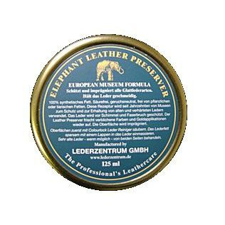 Lederpflege: Colourlock Elephant Lederfett 125 ml | 1047