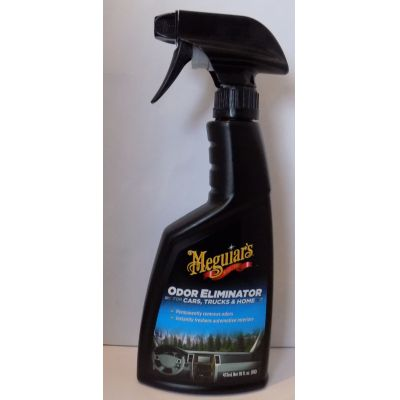 Meguiars Car Odor Eliminator 473 ml | G2316EU