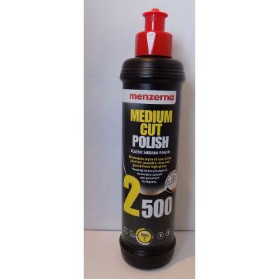 Menzerna Medium Cut Polish MC2500 - Feinschleifpaste 250 ml | MC2500-250