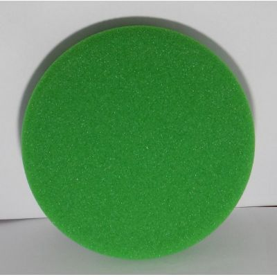 ProfiPolish Polierschaum fest grün glatt Ø 150 mm | PP150G