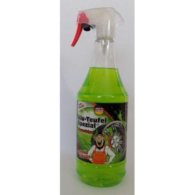 TUGA ALU-TEUFEL Spezial Felgenreiniger-Gel pH-neutral / säurefrei grün 1,0 Liter | AS-1-D