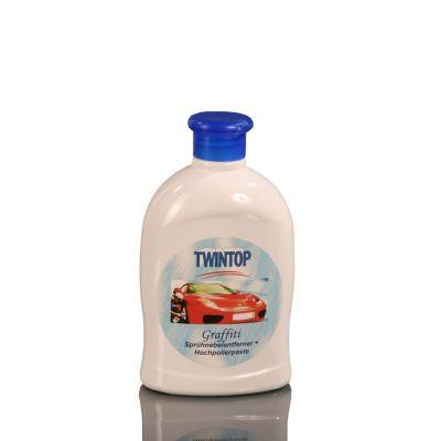 Twintop Graffiti Entferner 500 ml - Sprühnebelentferner+ Hochpolierpaste | 1027 / EAN:4260328430224