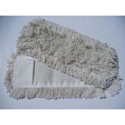 Baumwollmop 40 cm weiß | 11-002701 / EAN:0736846045102