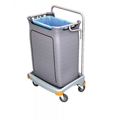 CleanSV® Einzel - Müllentsorgungswagen 120 liter | 116-TSO-0003 / EAN:0738613496865
