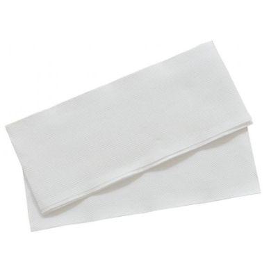 Falthandtücher Papierhandtücher, Zellstoff, 4000 Stück, Hochweiss | 00-000008.1 / EAN:0736846045287