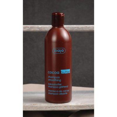 (13,25Euro/L) Ziaja Kakaobutter Shampoo für trockenes Haar 400ml | 982 / EAN:5901887027744