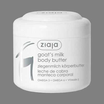 ( 4,95Euro/100 ml ) Ziaja Ziegenmilch Bodybutter Körperbutter 200 ml | 991 / EAN:5901887018230