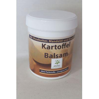 Abeko Kartoffel Balsam 250ml mit Mandelöl,Sheabutter u.Ringelblume | 606 / EAN:4260136367057