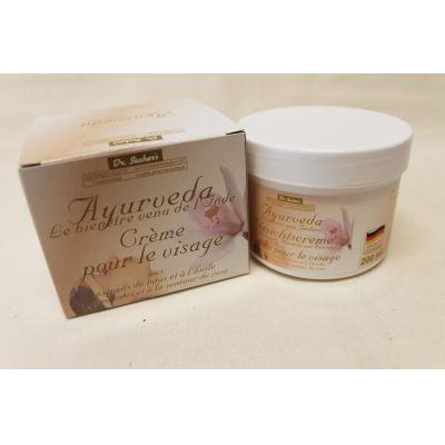Dr.Sachers Ayurveda Creme Gesichtscreme mit Rosenduft 200 ml | 772 / EAN:4030348300261