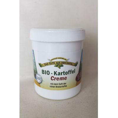 Kartoffel Creme 250 ml für rissige und strapazierte Haut,Hände und Füße | 625 / EAN:4260354031495