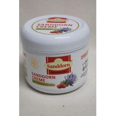 Sanddorncreme Teufelskralle 250 ml Naturfreunde   819 / EAN:4260161490218