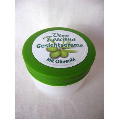 Viva Toscana Gesichtscreme 50 ml GP 13,98Euro / 100 ml mit Olivenöl | 813 / EAN:4260161490362