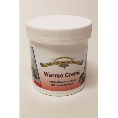 Wärmecreme 200 ml extra heiß für Nacken und Schulter | 614 / EAN:4260354032195