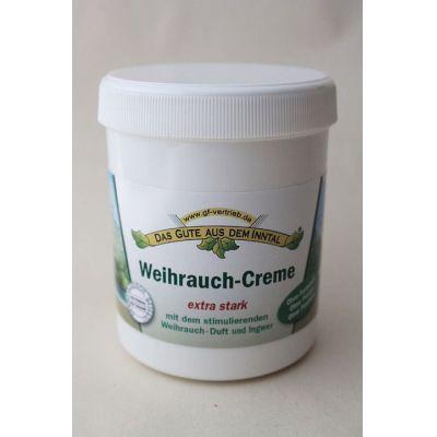 Weihrauchcreme extra stark 200 ml mit Arnika und Olivenöl | 615 / EAN:4260354031679