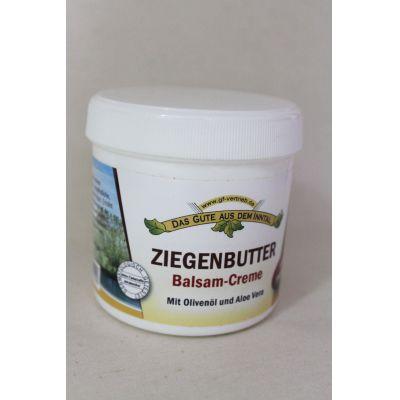 Ziegenbutter Balsam-Creme 200 ml parfumfrei | 616 / EAN:4260354031129