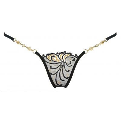 Lucky Cheeks Luxus String Golden Diamond | LC141 / EAN:0739615962013