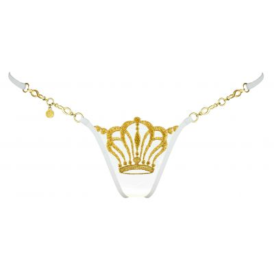 Lucky Cheeks Luxus String Queen of Love - Ivory Editon | LC152QLI