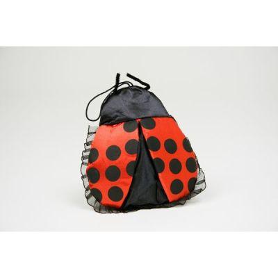 Handtasche Marienkäfer schwarz rot trendy | FM90023300(24) / EAN:4007487115209