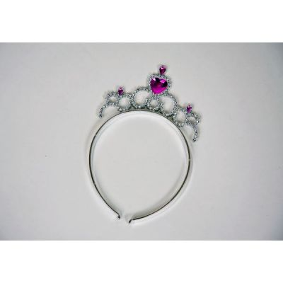 Kopfbügel mit Diadem - Tiara - Kopfschmuck - Haarbügel | FM95044117 / EAN:8422562036877
