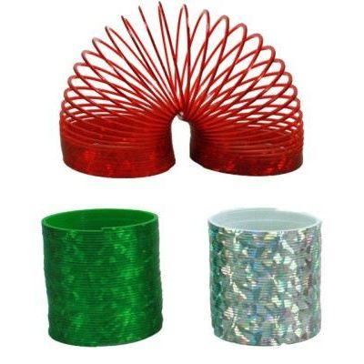 Spirale - Slinky - tolles Spielzeug - ca. 6 cm Durchmesser | HM43677(19D) / EAN:5413247029515