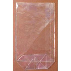 Tüte - Klarsicht-Tüte - Bodenbeutel - Cellophan - verschiedene Größen - einzeln erhältlich | MWT001