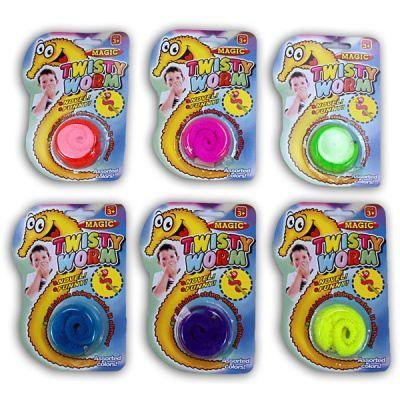 Wurm - Zauberwurm - in sechs trendigen Farben | HM42785 / EAN:5413247096999