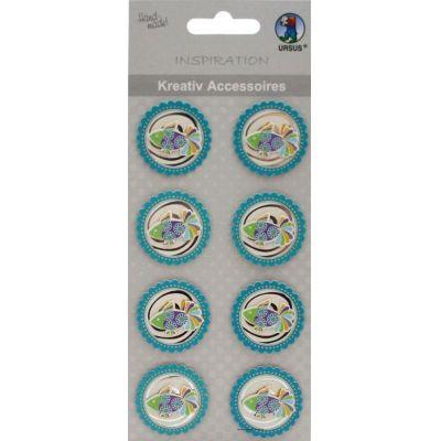3 D Sticker Fisch Motiv: 282 | 564000282 / EAN:4008525133292