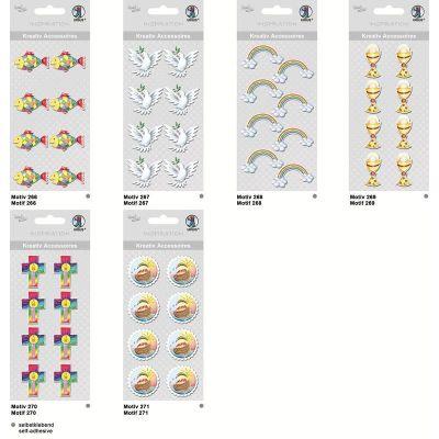 3 D Sticker Regenbogen | 564000268