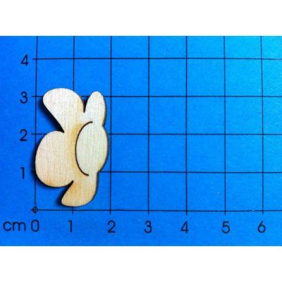30mm - Blüte seitlich 160mm   BLH 2916 / EAN:4250382826552