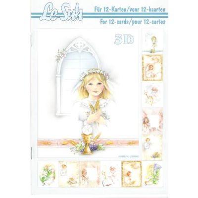 3D Buch Kommunion/Konfirmation | 345613